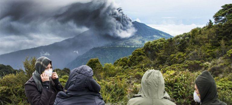 Incessant: Volcanologists Believe Turrialba Trending Towards Greater Activity