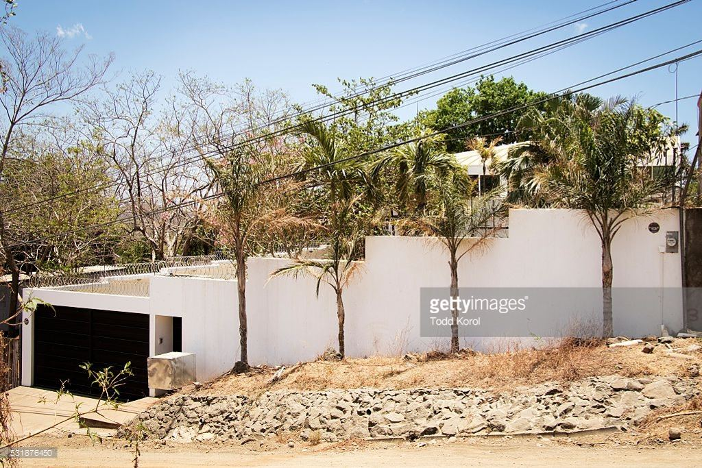 The house of Canadian boxer Donny Lalonde in Tamarindo, Costa Rica. Getty Images.
