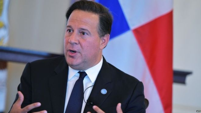 President Varela said the decision to close the border was necessary as other Central American countries had closed their borders.