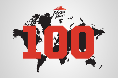 Pizza Hut Celebrates Opening of Restaurant in 100th Country with Special Delivery to Summit of Mt. Kilimanjaro
