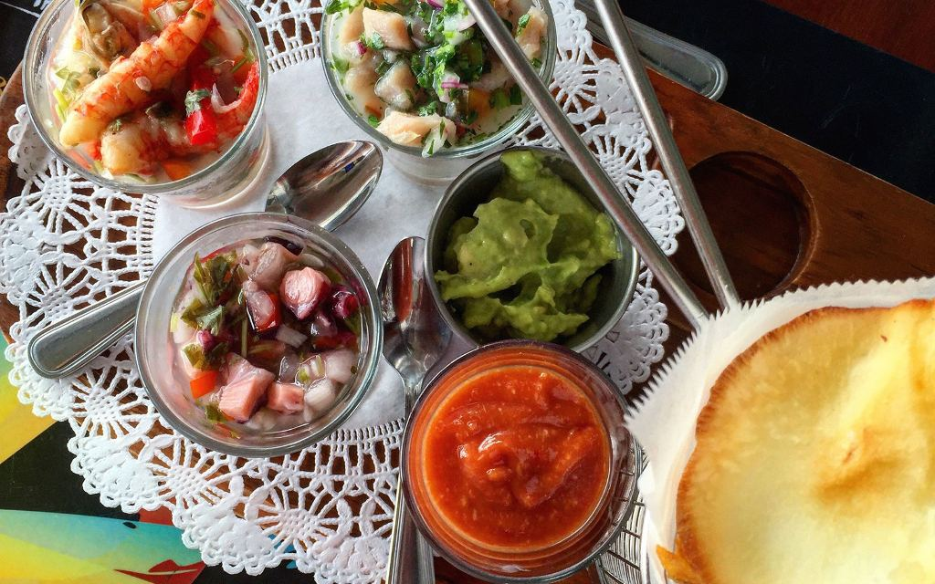 From pejibayes, a strange but addictive snack served with coffee, to artisan goat cheese and a seafood cocktail that's also the world's best hangover cure, here are eight Costa Rican foods you have to try.