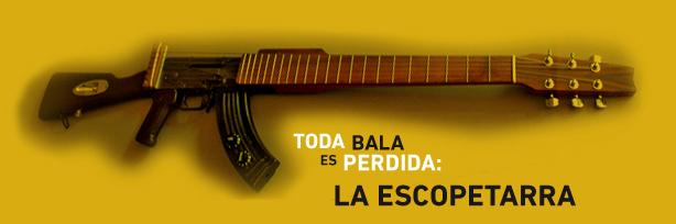 Festival de las Buenas Historias: la Escopetarra