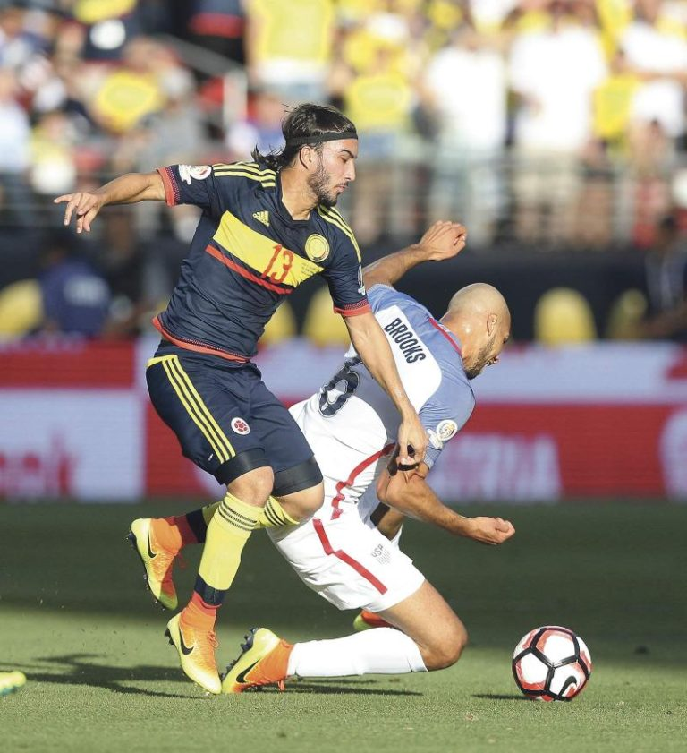 Colombia beat USA 2-0 in Copa America 2016 debut