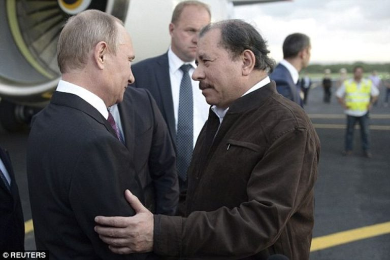 Russia To Build Spy Base in Nicaragua