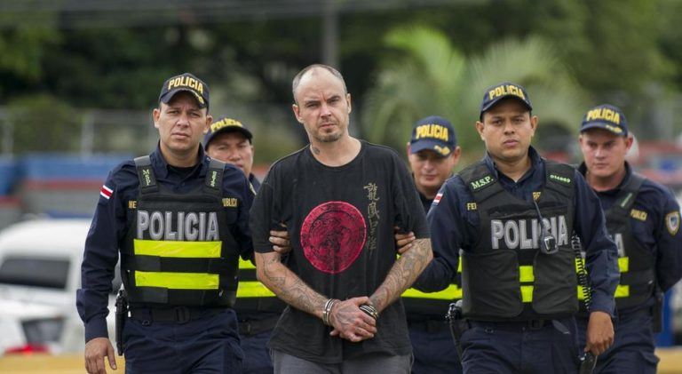 American Fugitive Arrested In Costa Rica Will Be Deported Saturday!
