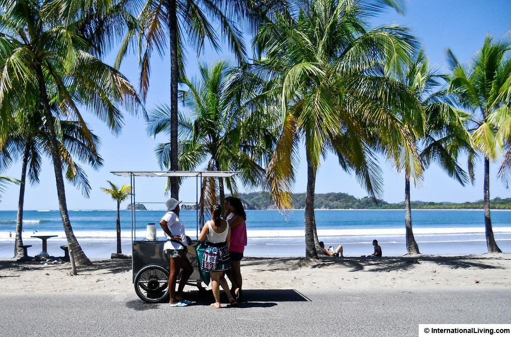 Playa Carrillo Nicoya Peninsula, Costa Rica