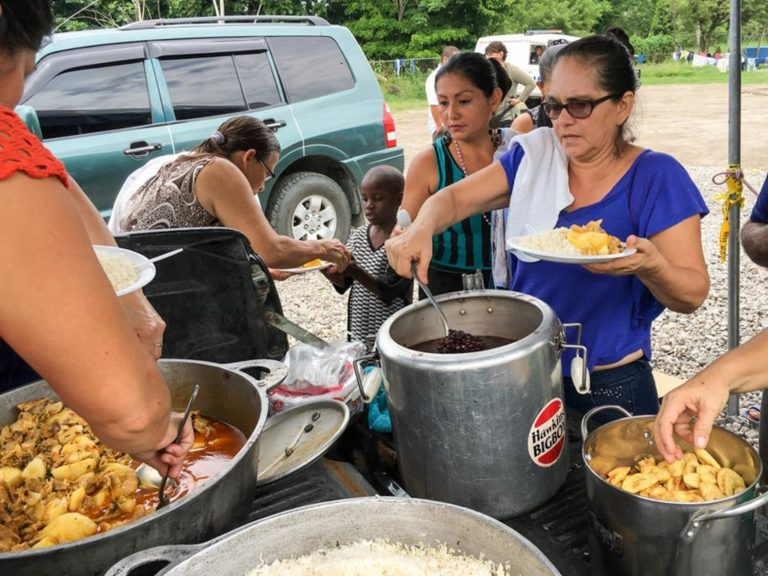 It's Her Moral Duty: Cooking For African Migrants In Costa Rica