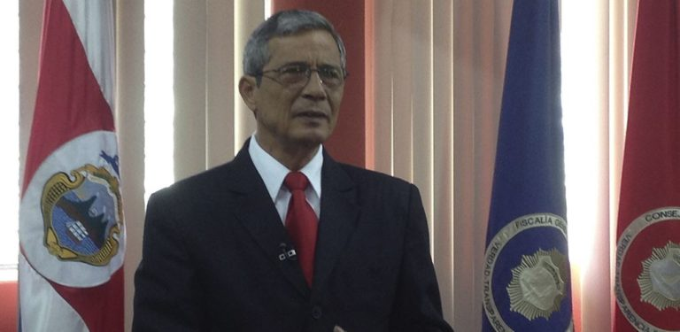 Costa Rica On The Verge On Murdering Judges and Prosecutors, Fears Attorney General