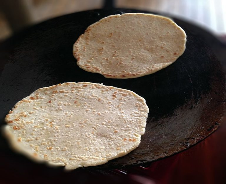 Make The Best Homemade Tortillas Costa Rica Style (For Free!)