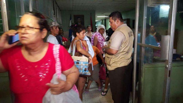 6.1 Quake Hits Northern Nicaragua