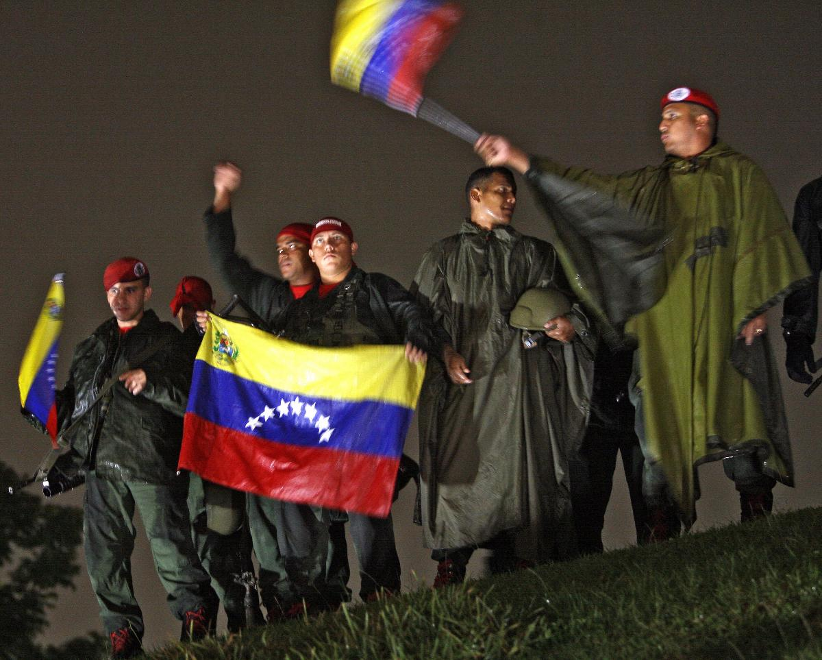 Officialy a Bolivarian Republic, Venezuela is currently undergoing a large economic crisis which is largely deemed to be a result of socialism.