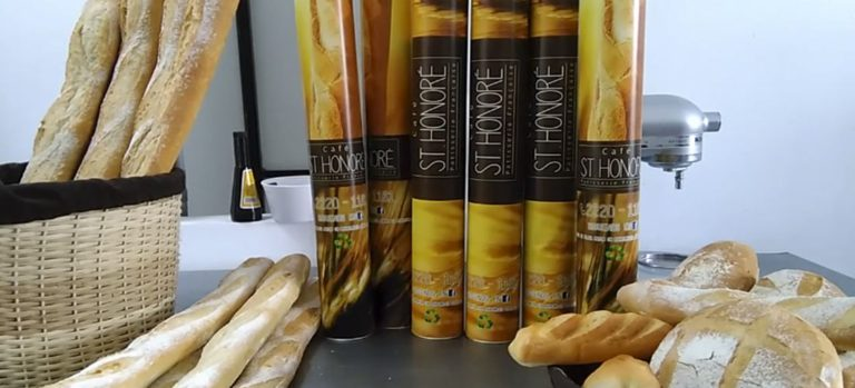 French Bakery in Rohrmoser Innovates With Airtight Tubes To Keep Bread Fresh