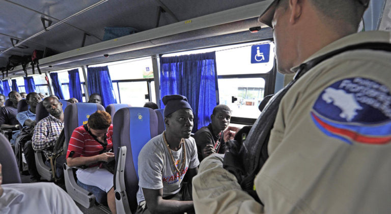 Half Of African Migrants Avoided Controls To Leave Costa Rica