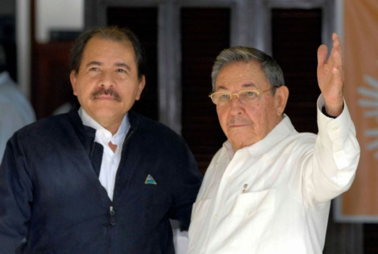 Raul Castro Sends Message for Anniversary of Sandinista Revolution