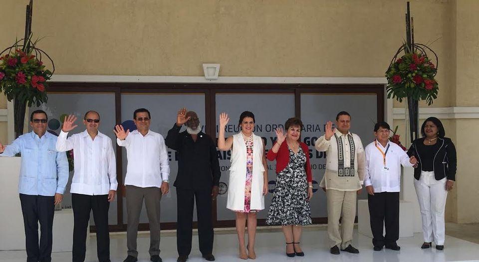 Los miembros del SICA se comprometieron a fortalecer el sistema y buscar una mayor transparencia. (Cancillería de Costa Rica. )
