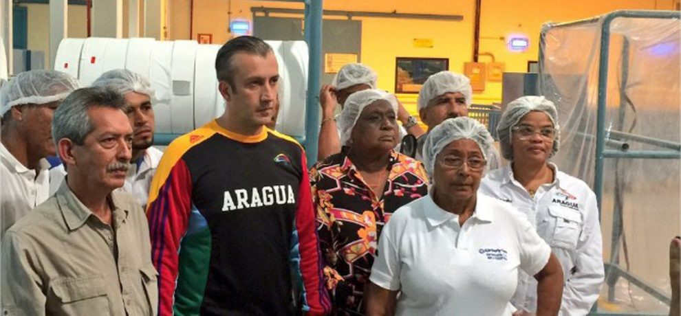 Tareck Zaidan El Aissami Maddah (born 12 November 1974)[2] is a Venezuelan politician who is the current governor of the state of Aragua. He's currently playing as a striker for Aragua Fútbol Club.