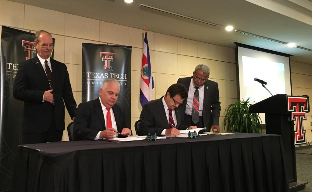 Texas Tech University announced an expanded global presence in the form of its new international campus, Texas Tech University Costa Rica.