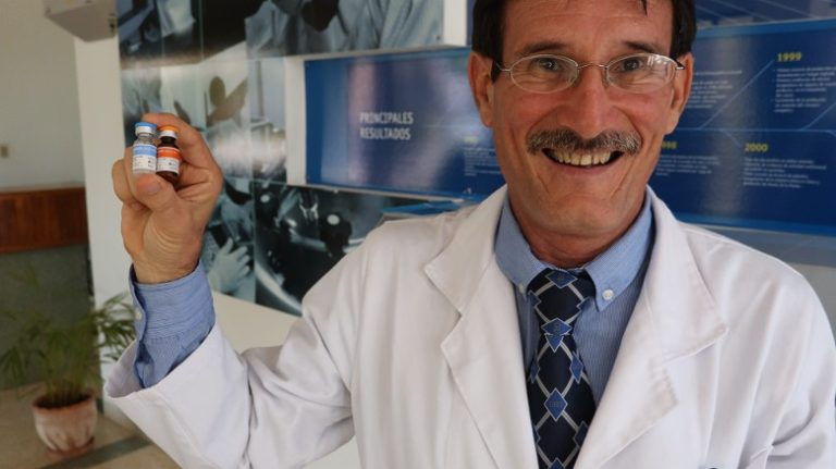 Cuba Has a Vaccine Against Lung Cancer
