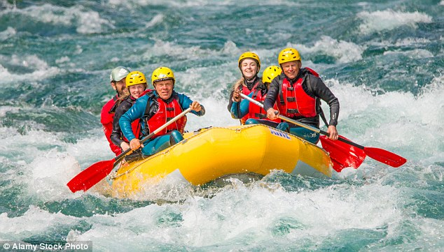 Adrenaline hit: Ride Costa Rica¿s rollercoaster rapids on the Pacuare river are a must visit