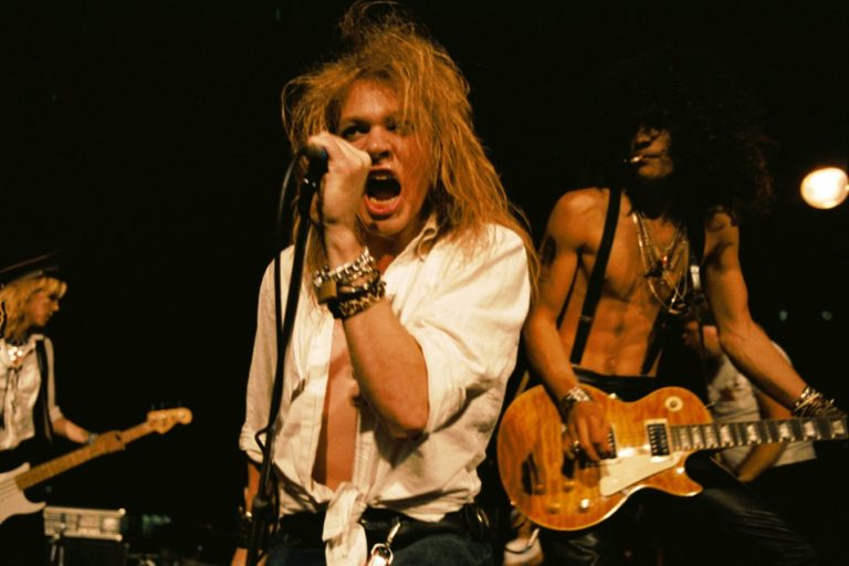 Tickets For Guns N' Roses In San Jose Now On Sale