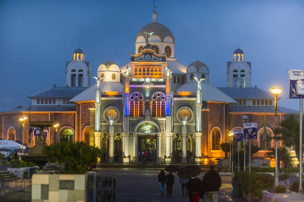 The Basilica in Cartago. Photo from the internet.