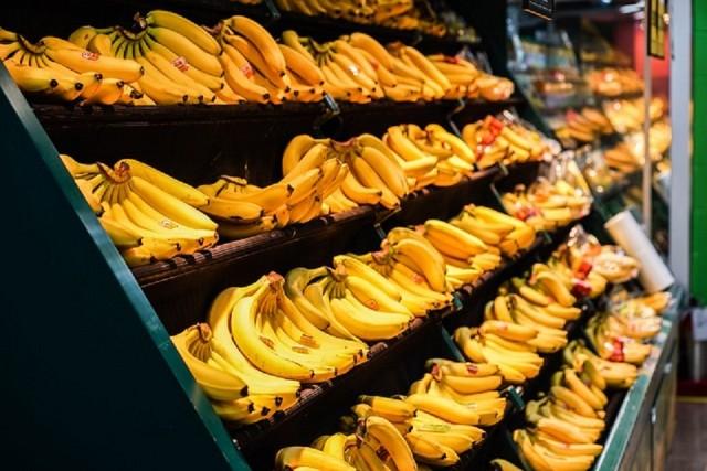 Costa Rica bananas