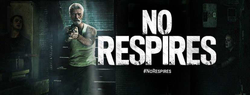 Don't Breathe (No Respires) starring Costa Rica's Daniel Zovatto held the number one spot this weekend in the U.S. and Canada