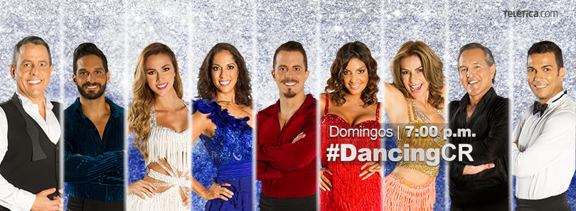 The Costa Rica version is an adpation of the British television series Strictly Come Dancing