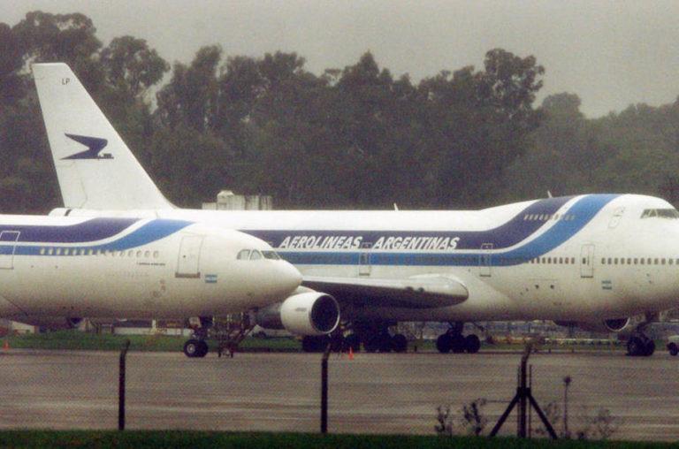 Social Unrest Reason For Argentina's Airline Suspending Flights to Venezuela