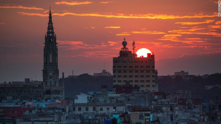 US Commercial Flights Take Off For Cuba