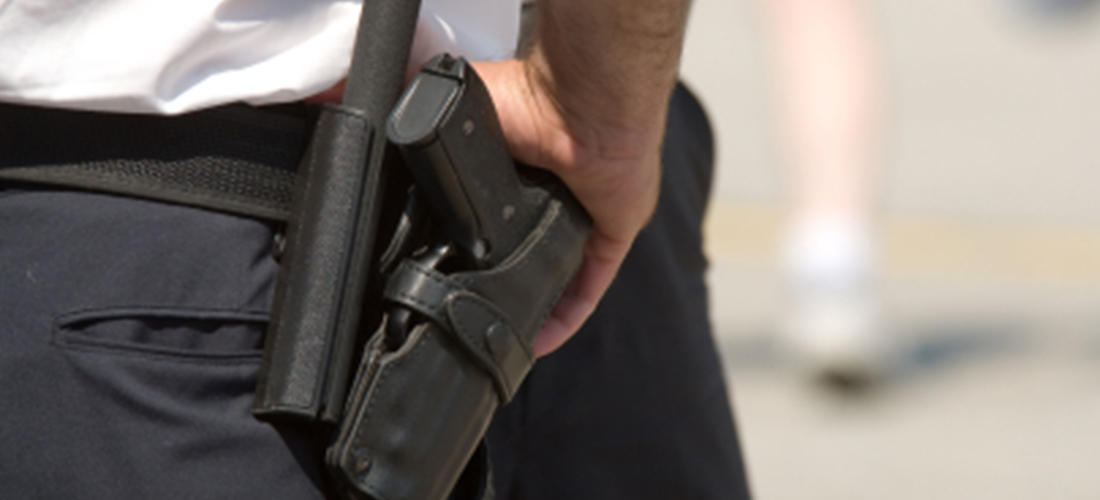 Soon, security guards can no longer carry a firearm except under special circumstances and with permits.