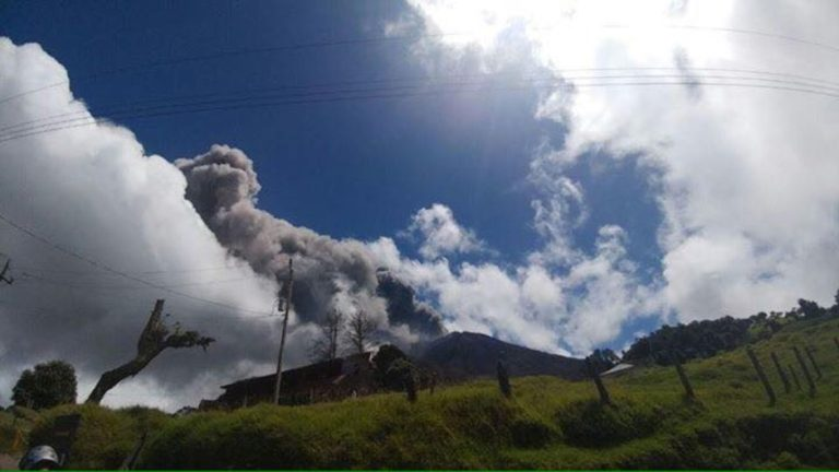 Turrialba, The Volcano That Keeps On Ticking