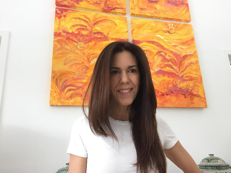 Give to Colombia founder Angela Maria
