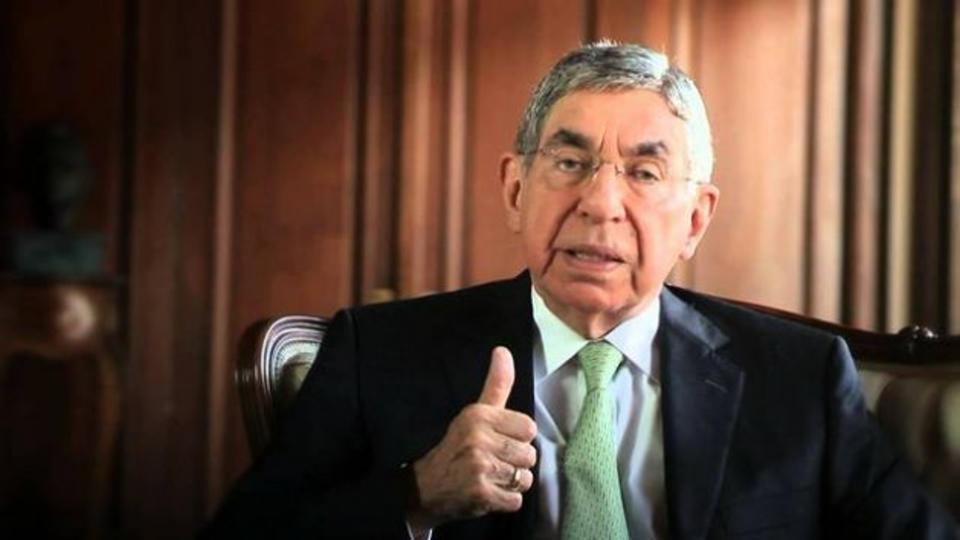 Former Costa Rican president Oscar Arias