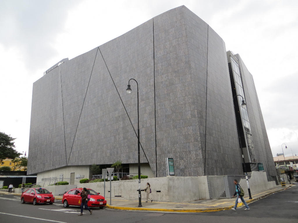 Now in a brand new building, Costa Rica's Jade Museum is located on Avenida Central and Calle 13. It's architects designed the building to resemble a big block of jade.