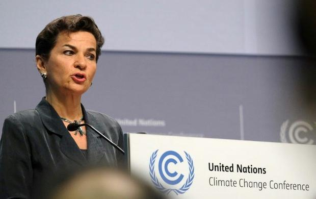 Christiana Figueres Throws In The Towel For UN's Top Post