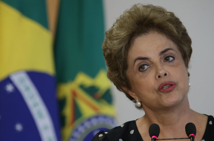 Battle for Impeachment of Brazil's Rousseff is Being Waged in Courts