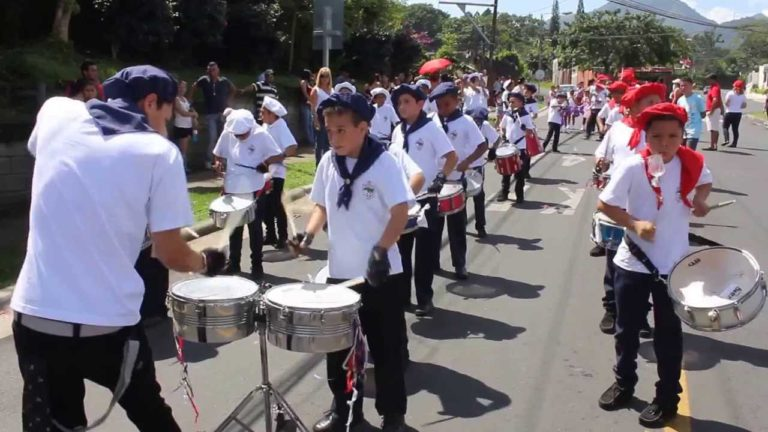 What's With All The Drumming?