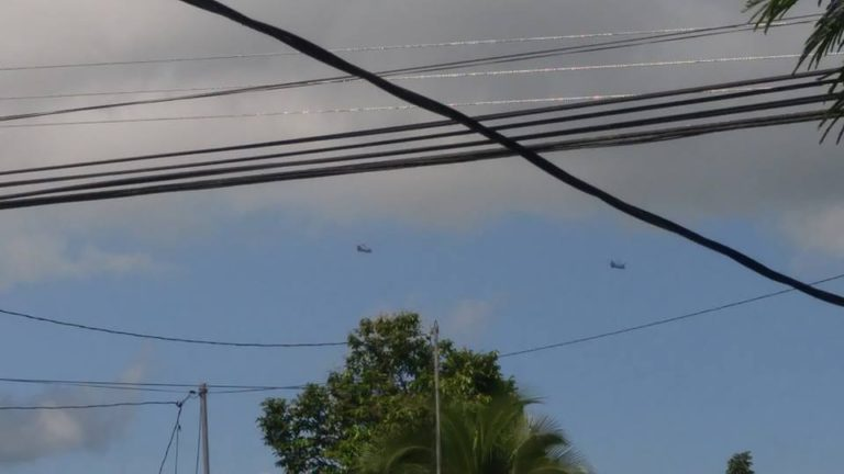 US Military Aircraft Spotted In Overflight of Costa Rica Skies