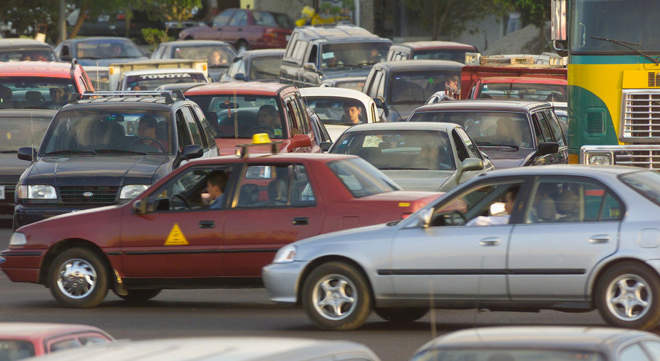 The increase in traffic congestion in the Central Valley contributes to the increase demand for fuel