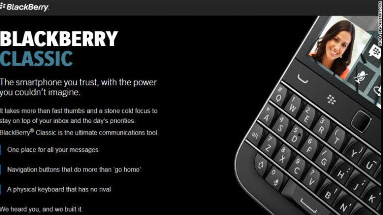 End Of An Era: BlackBerry Will No Longer Make Its Own Phones