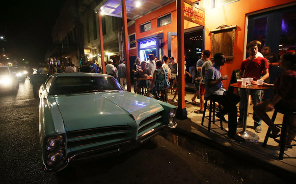 ead to Frenchmen Street in New Orleans for live music. Credit Mario Tama/Getty Images