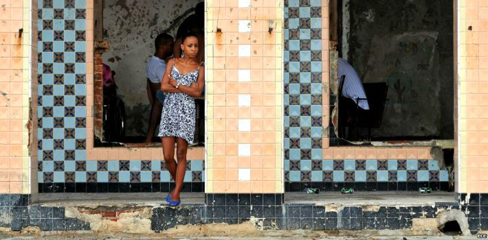 Cubans often sell everything they own to travel 90 miles to Florida by boat. (Cjaronu)