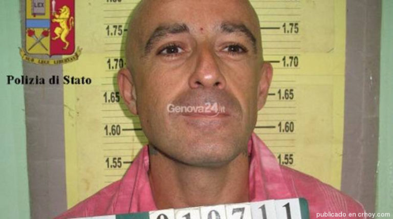 Italian Wanted For Murder and Drug Trafficking Arrested in Costa Rica