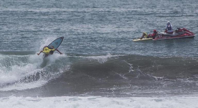 Crocodile Sighting Delays Essential Costa Rica Open Pro (QS 3,000)
