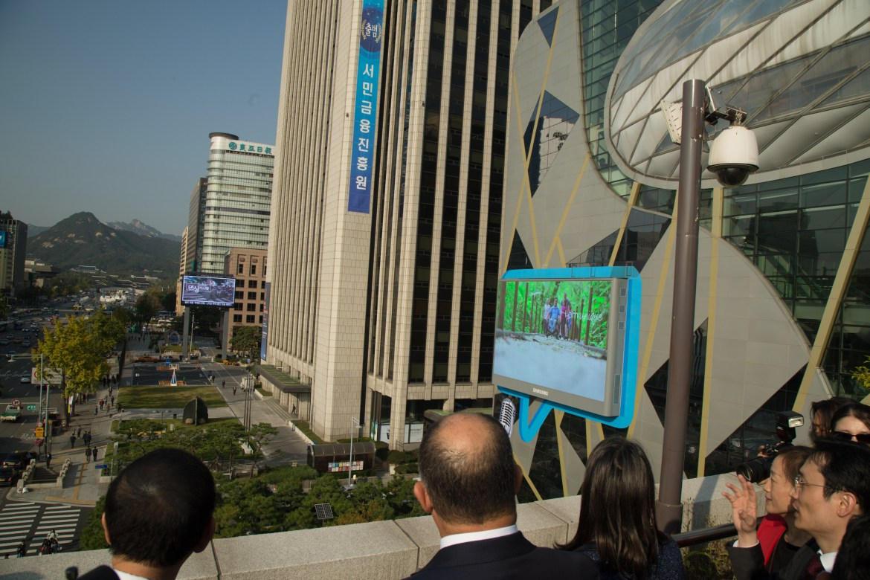 Costa Rica Opens Trade Office in South Korea. Photo Casa Presidencial/Procomer