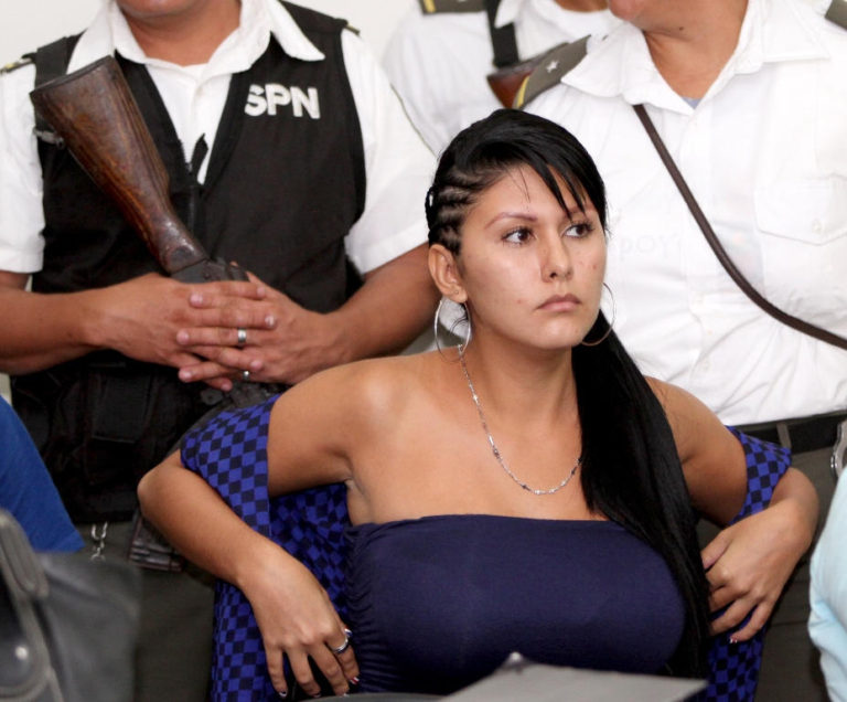 Narco Model Sentenced To Four Years in Prison