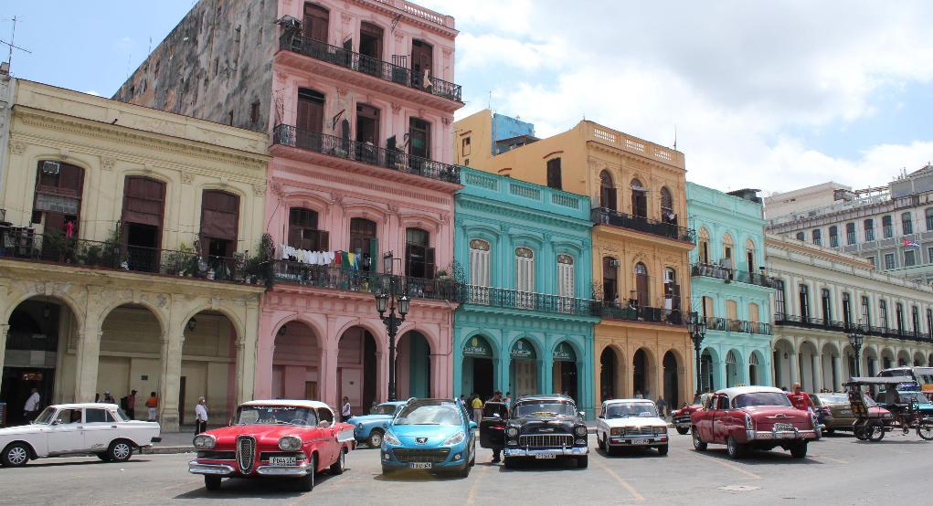 Buildings of Havana