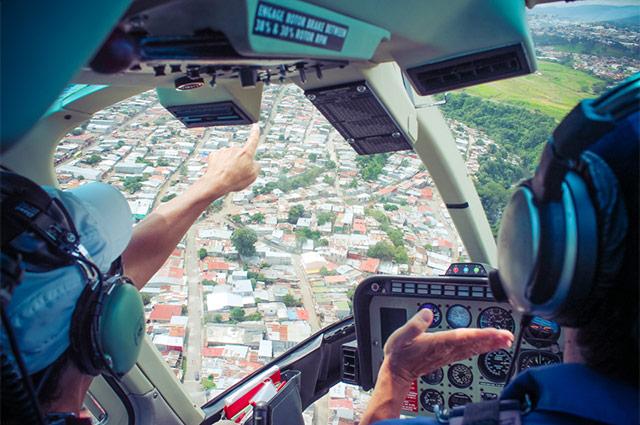 Executive Aviation in Costa Rica