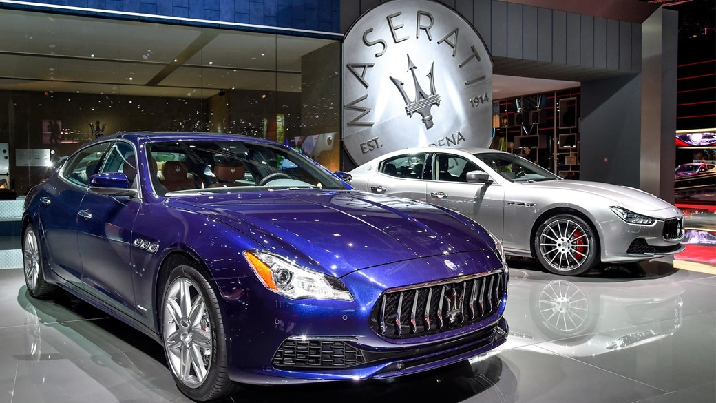 Maserati moves with the times, the new Levante SUV